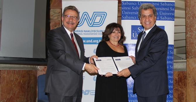 Sabancı Üniversitesi ve UND'den işbirliği