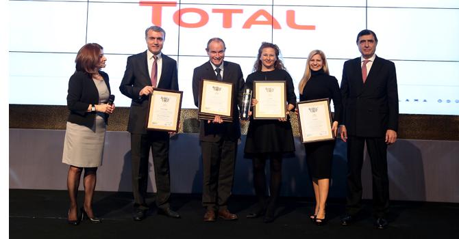 Total 2015'te itibarını artıran şirket seçildi