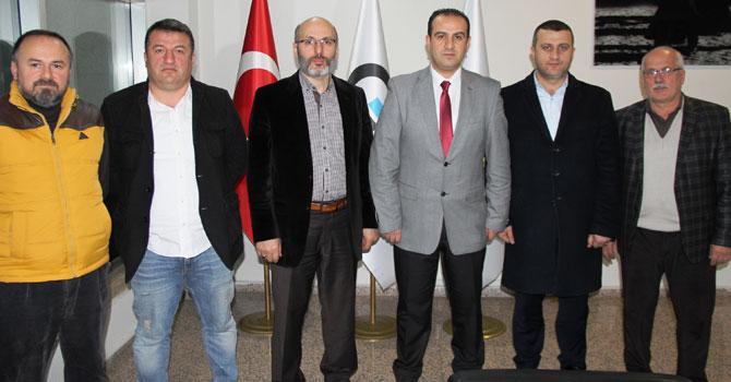GTİ Sarp İşletme Müdürlüğüne Ali Durmuş Atandı