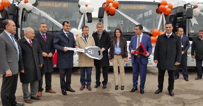 Gaziantep Büyükşehir Belediyesi'ne 30 Prestij City