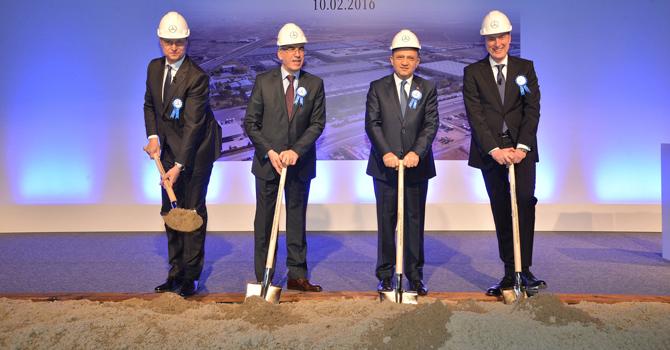 113 milyon Avro'luk yatırım yaptı
