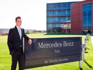 Wolf-Dieter Kurz, otomotiv pazarında Mercedes'i değerlendirdi