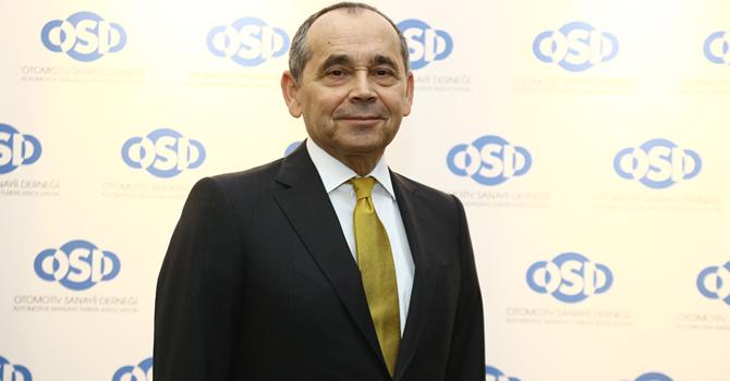 Kudret Önen OSD Başkanlığı görevini sürdürecek