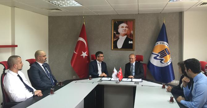 Mersin Üniversitesi İle TEMSA İşbirliği Çerçeve Protokolü İmzaladı.