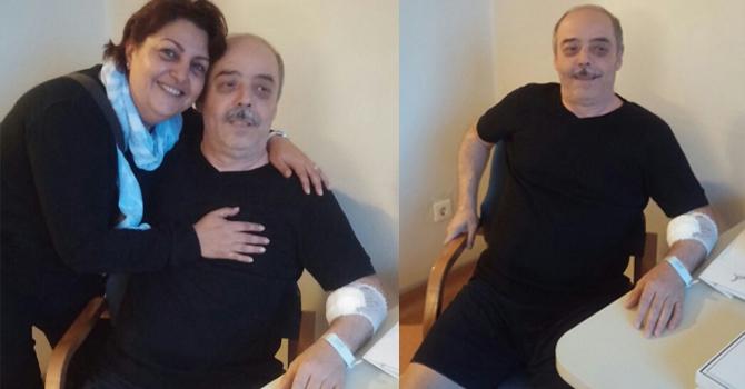 Zeki Aydemir Kalp Krizi Geçirdi