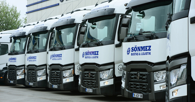 Sönmez Bustaş, Renault Trucks yatırımı yaptı