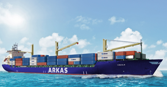 Arkas Line Ege- İspanya Servisi'ni güçlendiriyor
