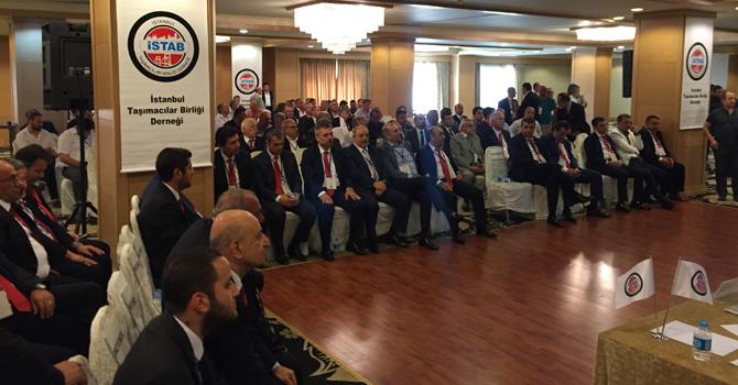 İSTAB'ın Başkanı Yeniden Ahmet Karakış