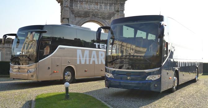 TEMSA 4 ayda 112 otobüs, 350 midibüs sattı