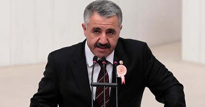 Ulaştırma Bakanı Ahmet Arslan odu