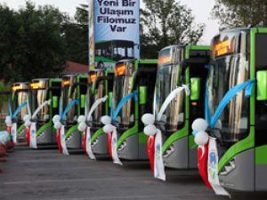 Otokar'dan, Sakarya Belediyesi'ne 20 otobüs