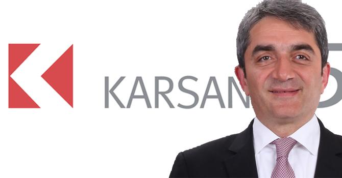 Karsan'da Bayrak Değişimi