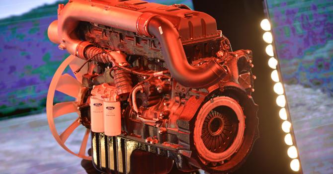 Ecotorq E6 motora ödül