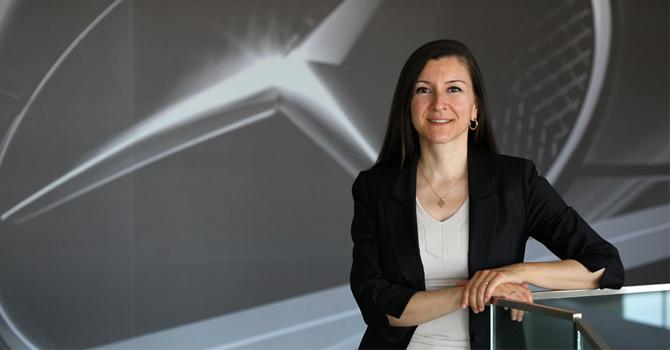 Mercedes'e yeni Kurumsal İletişim Müdürü