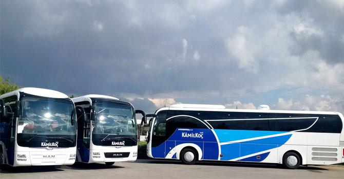 MAN'dan otobüs teslimat yağmuru