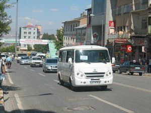 Muş belediyesi 20 toplu taşıma hattını kiralıyor