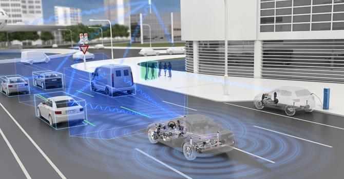ZF ve Ibeo Yeni Lidar Teknolojisi Geliştiriyor