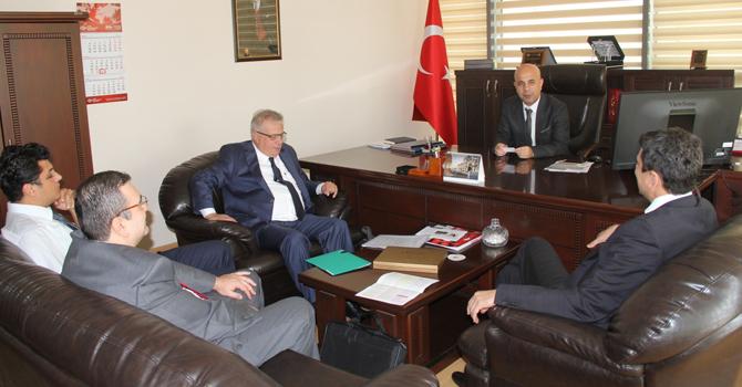 TREDER bir milyar dolarlık hedefini Ankara'ya anlattı