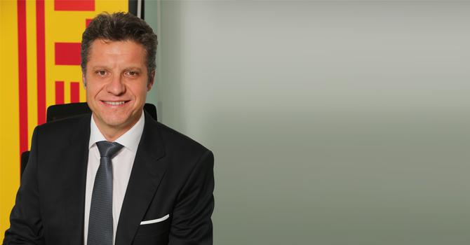 Pirelli'de Yeni Genel Müdür