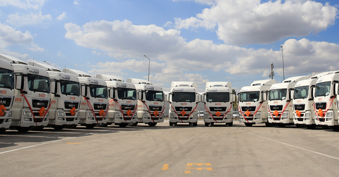 Etis Lojistik'ten filo yatırımı
