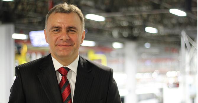 Mercedes Otobüs Fabrikası'na Türk Üretim Direktörü