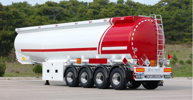 ADR' li, Akaryakıt Tankerlerinin En Büyüğü