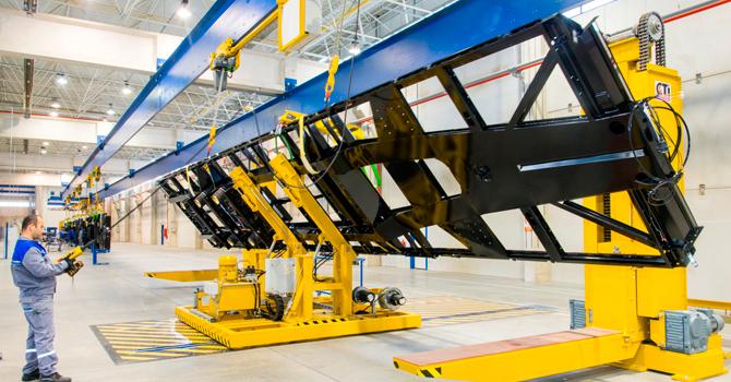 Krone, Treyler Zirvesinde yeni fabrika yatırımını açıkladı