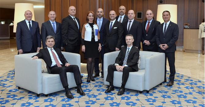 UTİKAD Yeni Yönetim Kurulunu Seçti