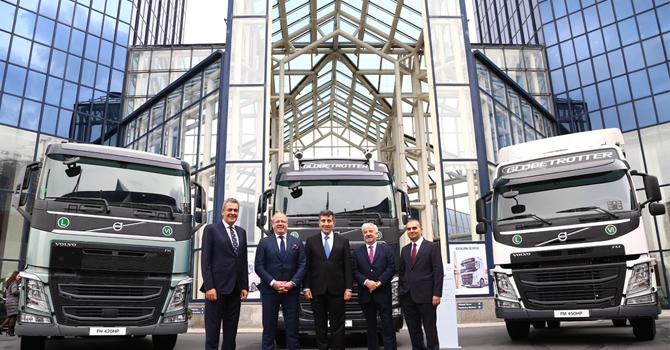 Volvo'nun yeni iş ortağı Türk şirketi oldu