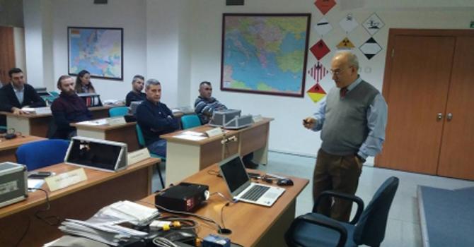 UND'de takograf eğitimi veriliyor