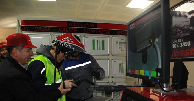 Tırsan Adapazarı Fabrikası ziyaretçilerini ağırlıyor