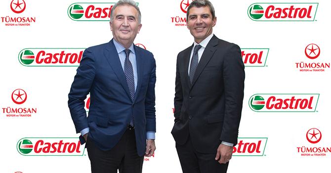 Castrol ve TÜMOSAN çiftçiye desteğini uzattı