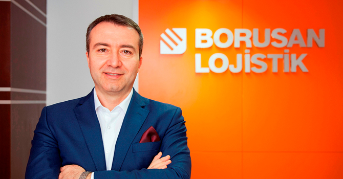Borusan Lojistik'in Genel Müdür Yardımcısı Ali Okyay Öztugran oldu