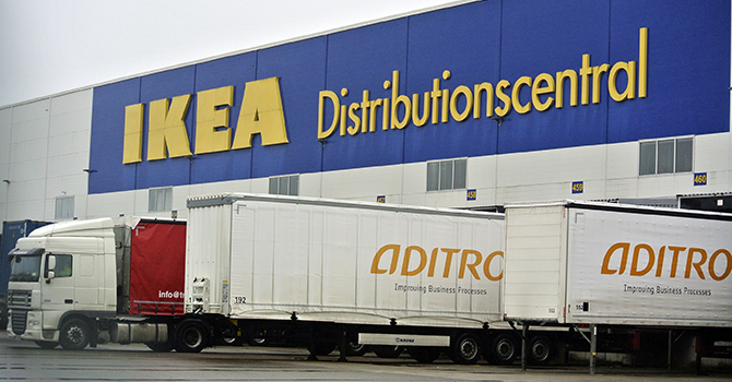 ikea distribution channel The world's largest distribution centre of ikea is located in the dortmund district of ellinghausen covering a total area of 135 hectares jordahl supplied profiled metal sheet channels jtb.