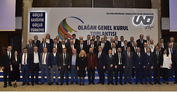 Çetin Nuhoğlu yeniden başkan seçildi