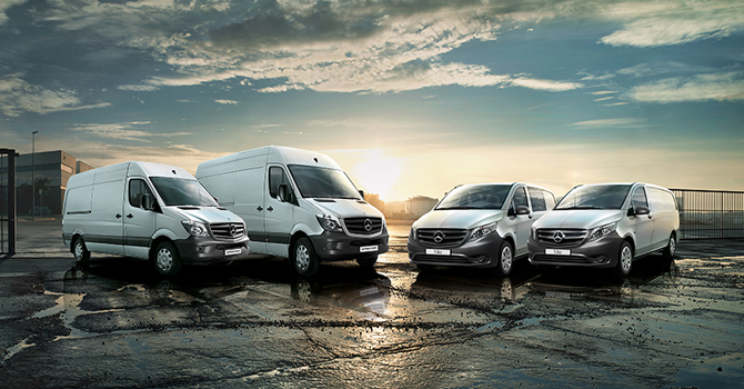 Mercedes- Benz Vito'lar Türkiye turuna çıktı