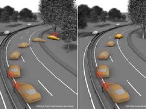 Continental ile yollar daha güvenli