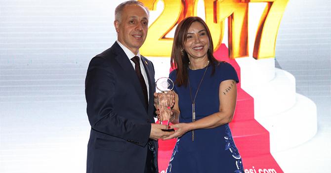 Sertrans Logistics, Yılın Lojistik Şirketi seçildi