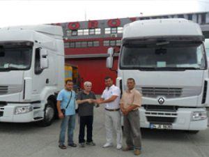 Osmanlı'nın Tercihi Renault Trucks