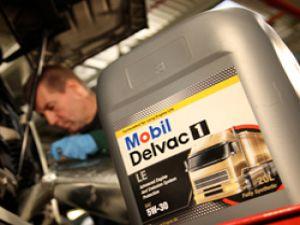 Mobil Delvac Motor Yağları Yakıt Ekonomisi Sağlıyor