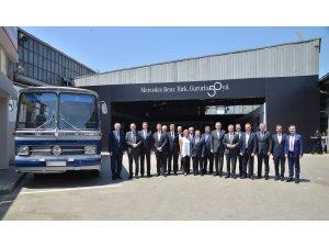 Mercedes-Benz Türk, 50. yıldönümünü kutladı