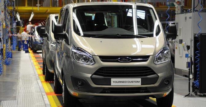 Ford Otosan'dan 52 milyon dolarlık yatırım