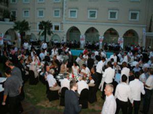 Karayolu taşımacıları TOF'un iftar yemeğine konuk oldu