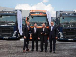 Sağlık Lojistik 50 adet Volvo yatırımı yaptı