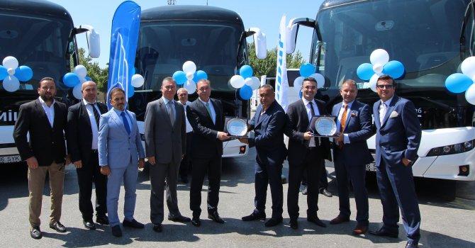 Kâmil Koç'tan 10 Milyon TL'lik Otobüs Yatırımı