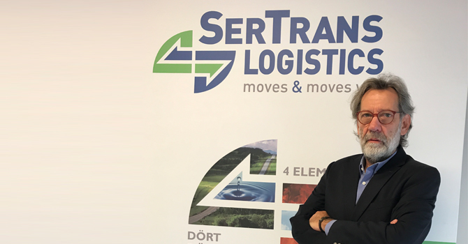 Sertrans Logistics'e yeni İcra Kurulu Üyesi