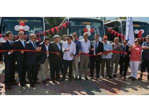 Anadolu Isuzu'dan Bodrum'da dev araç teslimatı