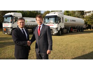 BP Türkiye karayolunda OMSAN ile iş birliği yaptı