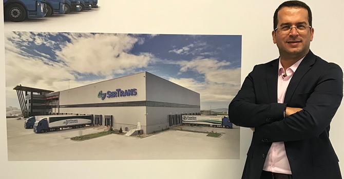 Sertrans Logistics'e yeni Lojistik Direktörü