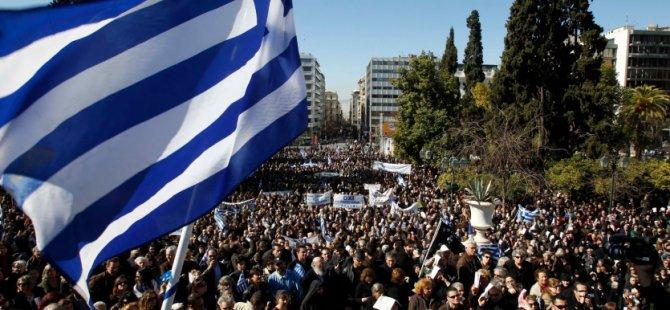 Yunan Gümrüklerinde 9 Kasım'da Grev Var